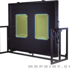 m r nuarc spvf freestanding screen printing vacuum frame rc screen