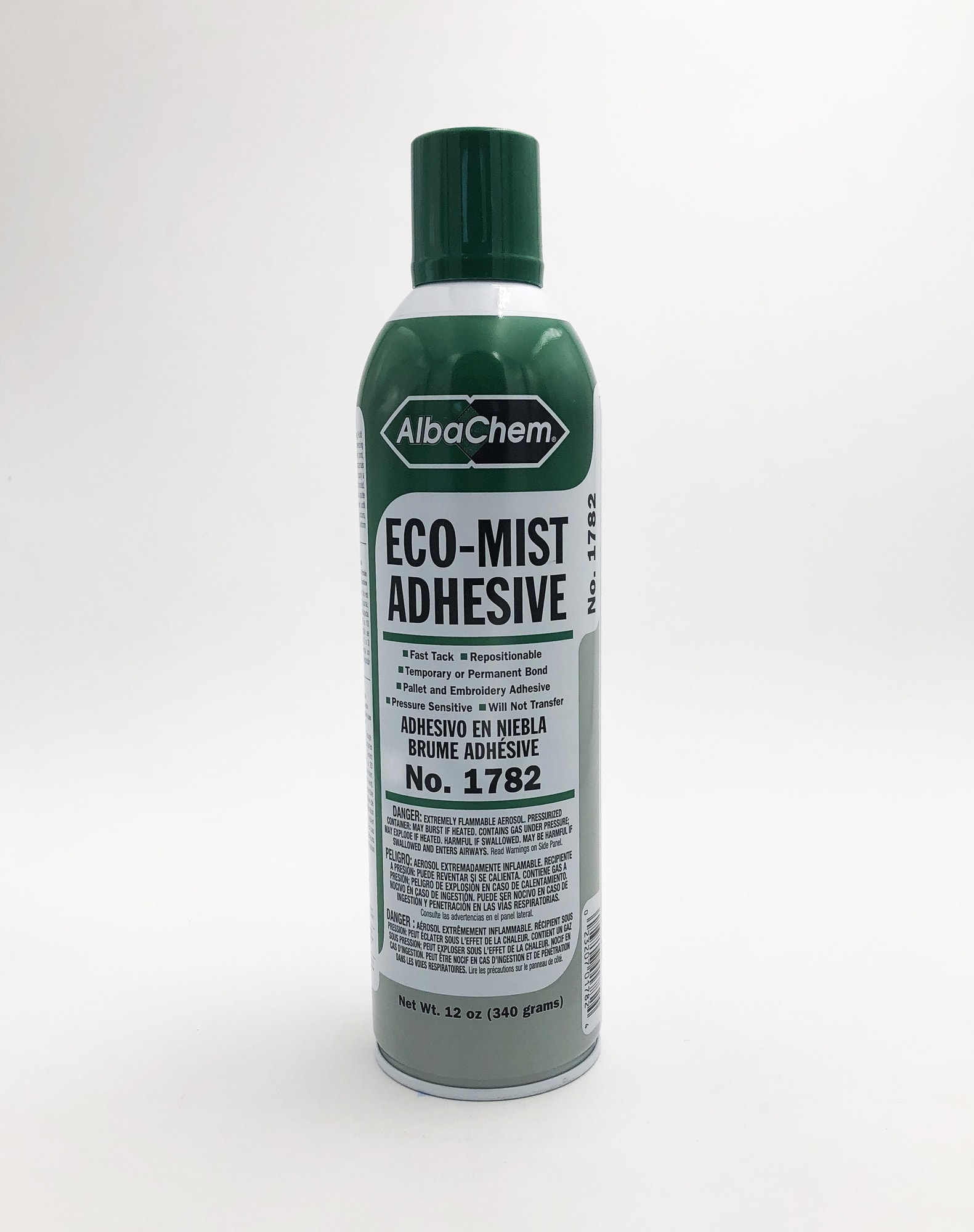 AlbaChem 1782 Eco Mist Adhesive